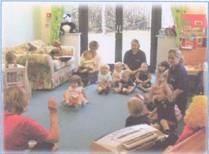Little Rainbows class