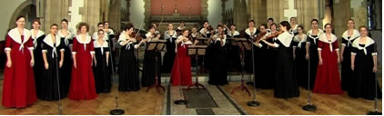 Vivaldis Women: Schola Pietatis Antonio Vivaldi