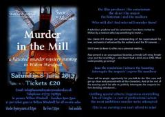 Murder in the Mill